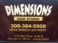 Dimensions Hair Studio