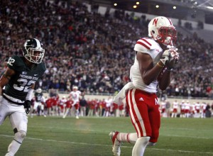 college football-Nebraska-Michigan State-Jamal Turner, Mitchell White