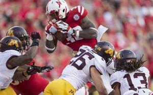 college football-Nebraska-Minnesota-Imani Cross