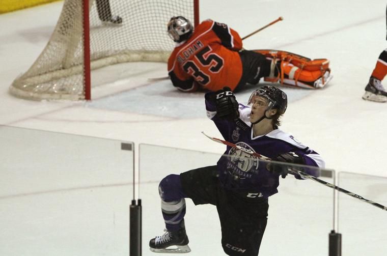 USHL: Allison, Labosky Dominate To Give Storm 2-0 Series Lead In Clark Cup Final