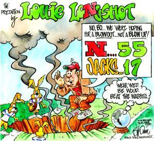 Louie Longshot prediction for NU-South Dakota State