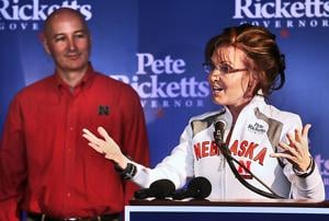 Palin endorses Ricketts