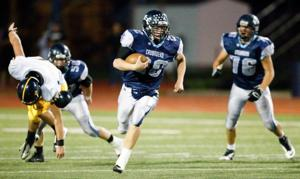 prep football-Grand Island Central Catholic-St. Paul-Riley Shoemaker