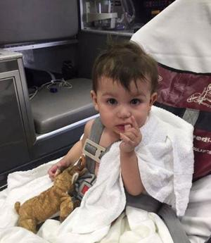 Authorities say body found in omaha is mother of toddler found in la