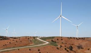 Sandhills wind power