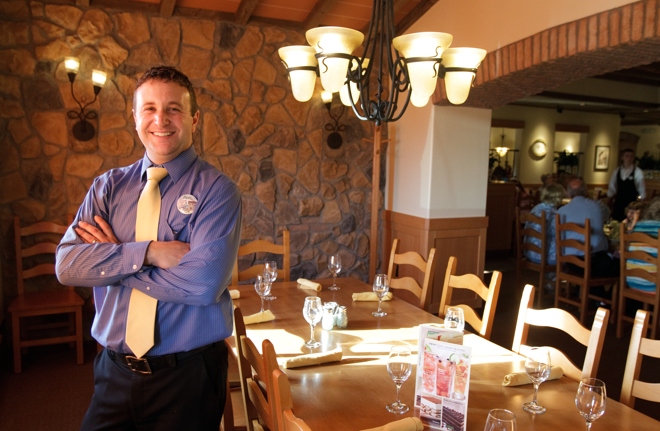 Olive Garden adds jobs new dining experience to GI