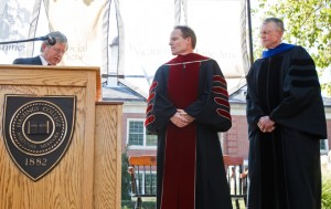15th president in 130 years of Hastings College inaugurated