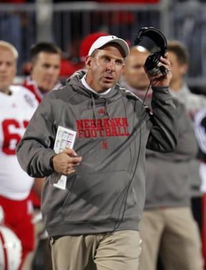 college football-Nebraska-Ohio State-Bo Pelini