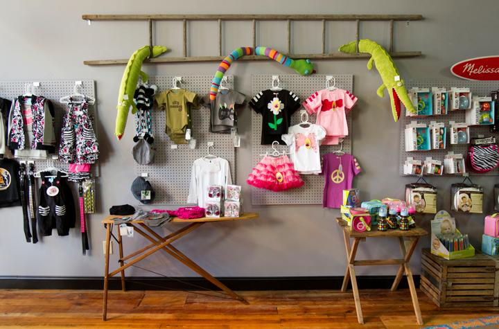 Unusual Clothing Stores