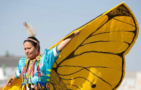 Download this Native American Dancing Along With Explanation Cultural picture