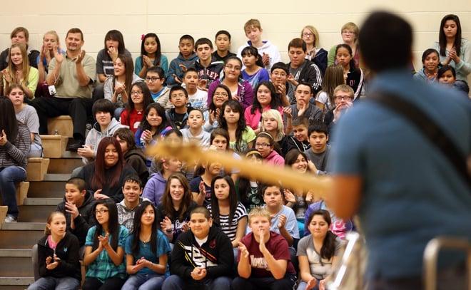 Walnut Middle School Grand Island
