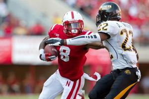 college football-NU-Southern Miss-Ameer Abdullah