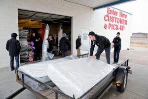 Slumberland Furniture Donates Mattresses Box Springs To