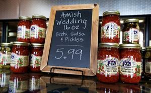 'Amish Wedding'