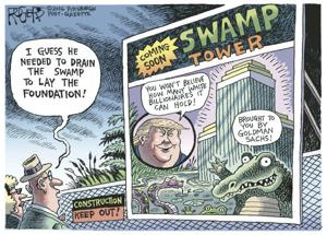 Swamp Tower