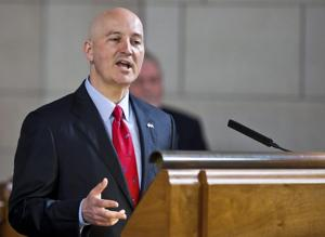 FILE PHOTO: Gov. Ricketts