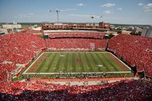 college football-Memorial Stadium