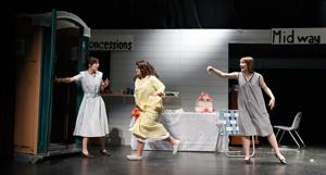 GISH to bring laughs in 'Faith County'