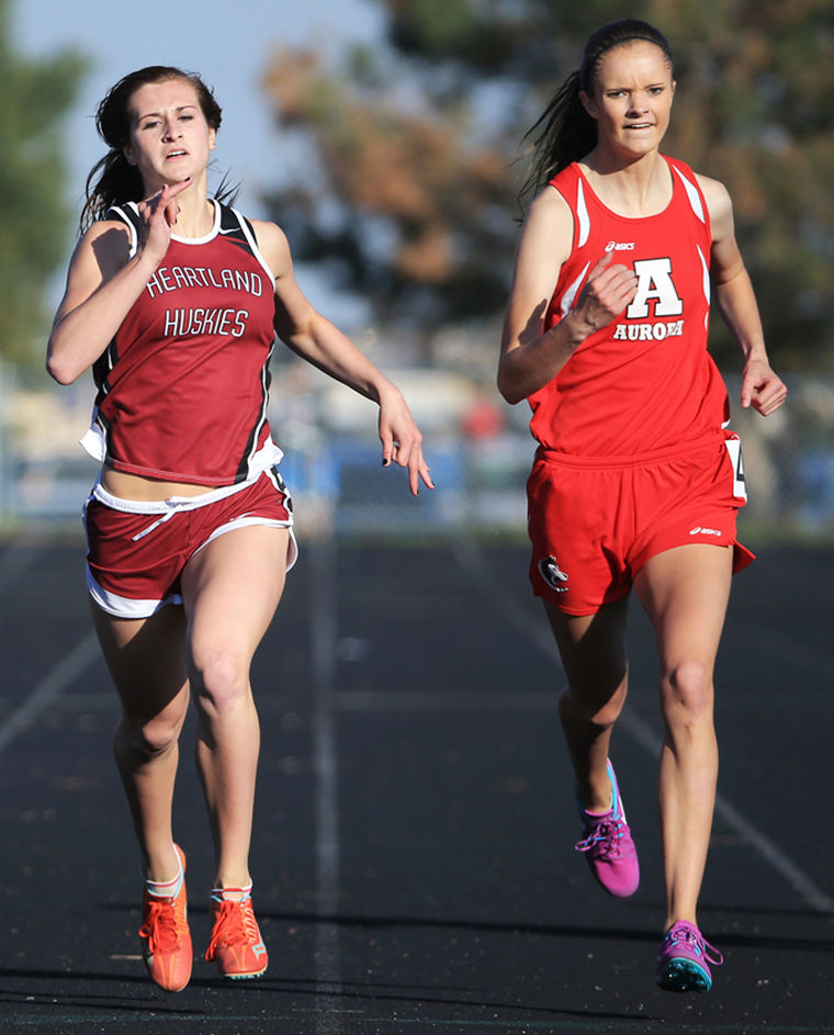 Grand Island Independent Central Nebraska Track Meet