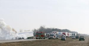I-80 accident