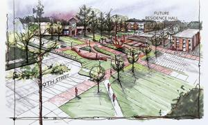 Ninth Street Green Space Project