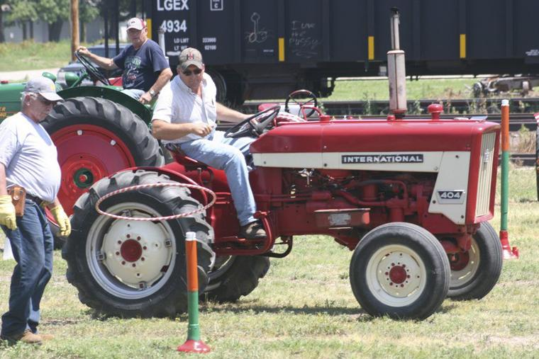 Tractor games a hit at Grover Cleveland Alexander Days