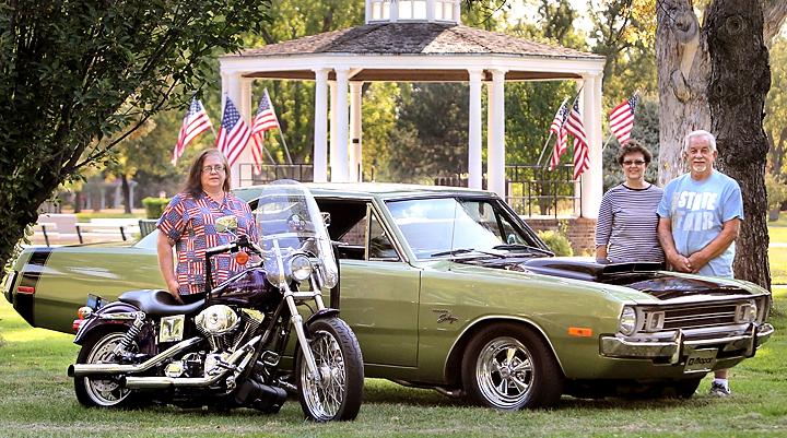 Grand Island Vets Home Car Show