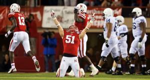 college football-Nebraska-Penn State-Will Compton