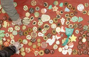 Thousands of cookies to be sold at annual Cookie Walk