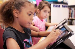 Partners in math, technology