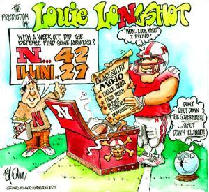 Louie Longshot for NU-Illinois
