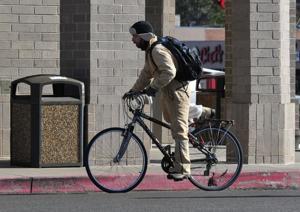 Biking in Norman