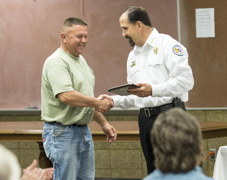 La porte county ems honors first responders for Laporte county news