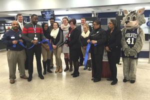 Mchs Celebrates Remodeled Cafeteria