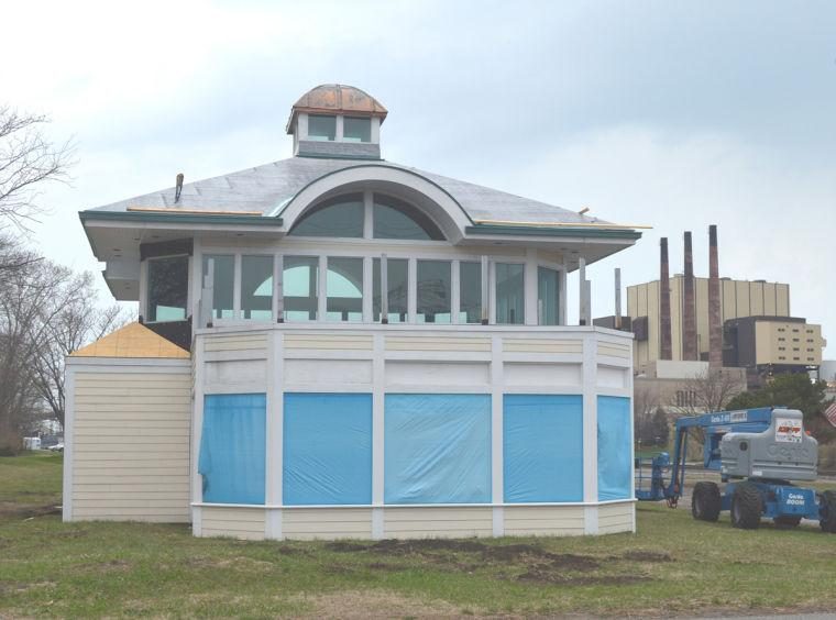 Demolition of 39 ice cream parlor 39 approved for Laporte county building department