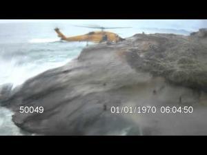 CAPE KIWANDA STATE NATURAL AREA - Water Rescue