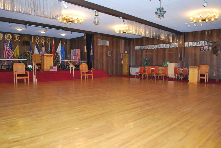 Where have all the elks gone news for 1 2 3 4 dance floor