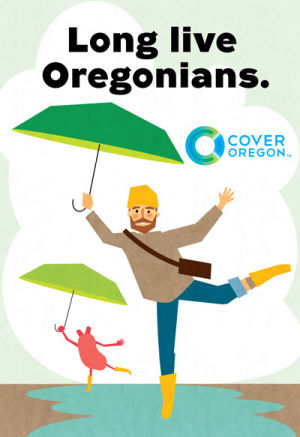Cover Oregon - Obamacare at its best!