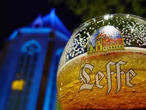 Beautiful beer