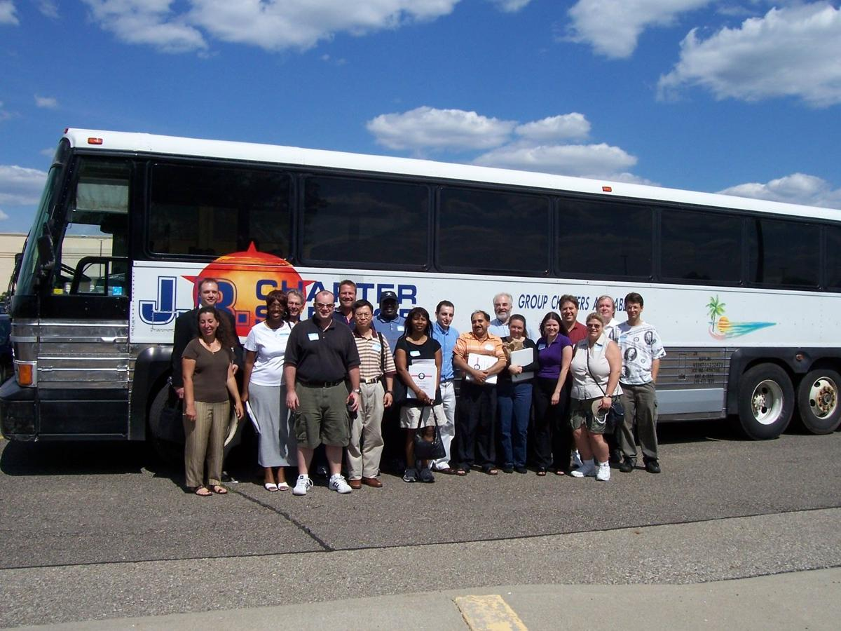 Attracting Motor Coach Tours Community