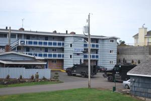 Westshore Oceanfront Suites