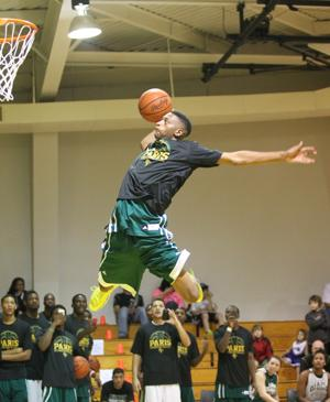 PJC October Madness (Slam dunk contest, scrimmage)