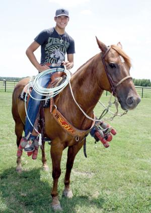 Reed Wins Truck In Roping Competition Theparisnews Com News