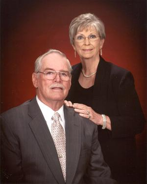 Herchell and Mary McClain