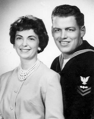 Mary and Herchell McClain