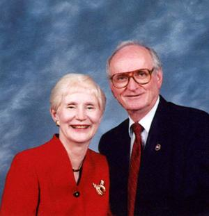 Carolyn and Ray Karrer