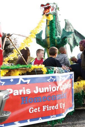PJC Homecoming parade