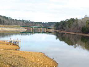 Lake to reach summer level by april 1 the randolph for Wedowee lake level