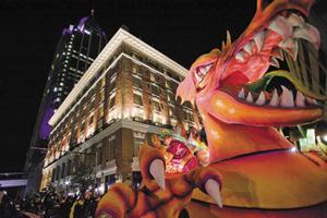 Mardi Gras in Mobile!