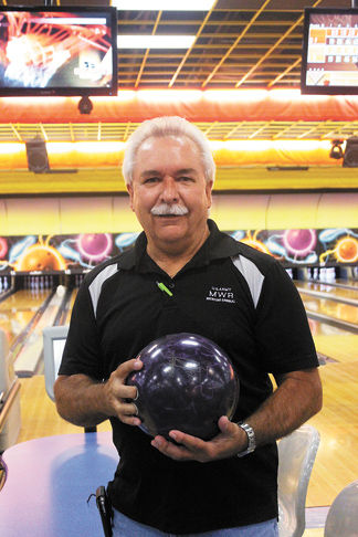 Redstone Lanes manager John Howard